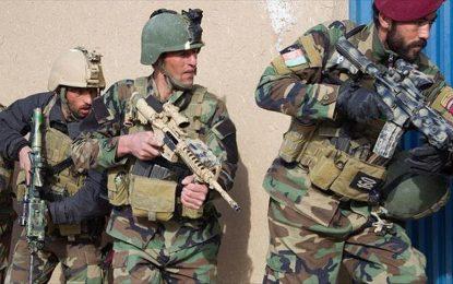 امنیت ملی ۱۰ تن را در غزنی از زندان طالبان آزاد کردند