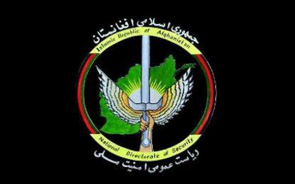 امنیت ملی یک ذخیرگاه بزرگ مواد مخدر طالبان را در هلمند کشف کرد
