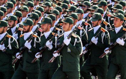 امریکا سپاه پاسداران ایران را در لیست گروههای تروریستی قرار داد