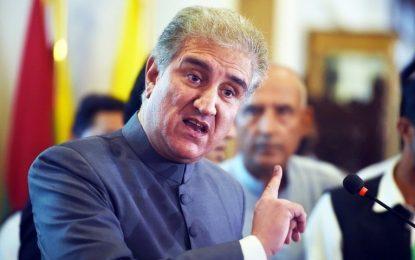 وزیر خارجه پاکستان از آغاز گفتگوی نمایندگان طالبان و امریکا سر از امروز خبر داده است