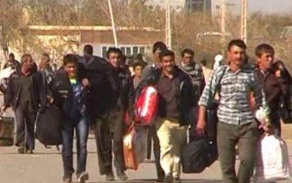 اداره جهانی از برگشت بیش از ۱۰۰ هزار مهاجر افغان به کشور خبر میدهد