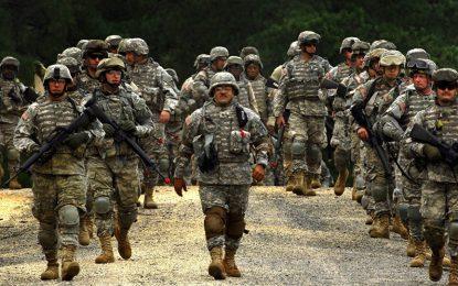 امریکا درخواست اعزام ۵ هزار سرباز جدید به خاورمیانه را بررسی میکند