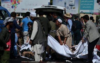 نگرانی سازمان ملل از تلفات افراد ملکی در حملات هوایی در افغانستان