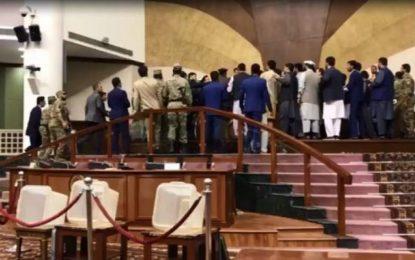 مجلس نمایندگان بدون انتخاب رئیس تا بعد از عید به رخصتی رفت