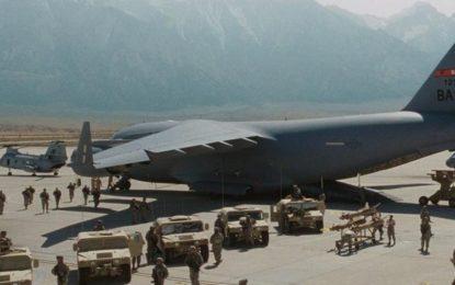 میدان هوایی بگرام مورد حملات راکتی قرار گرفت