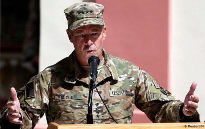 میلر از جدی بودن تهدید داعش برای افغانستان، منطقه و جهان نگران است