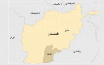نیروهای وِیژه پولیس در قندهار بالای یک مخفیگاه طالبان حمله کردهاند