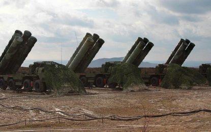 اس  ۴۰۰ روسیه یکشنبه به ترکیه میرسد