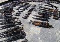 پولیس کابل:  حدود ۸۰ هزار سلاح شخصی در کابل نگهداری میشود