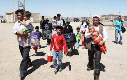 بیش از ۲۷۰ هزار مهاجر برگشته به کشور و بیجاشده داخلی در حالت بدی به سر میبرند
