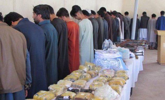 پولیس هرات بیش از ۸۰۰ تن را به اتهام جرایم گوناگون بازداشت کرده است