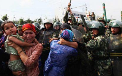 بیش از ۲۰ کشور جهان خواستار توقف خشونتها در برابر مسلمانان چین شدند