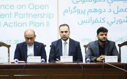 دیدبان شفافیت افغانستان خواستار حمایت جامعه جهانی از پروسه اصلاحات شد