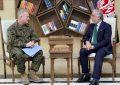 فرمانده قوای مرکزی امریکا بر ادامه کمکهای این کشور به افغانستان تاکید کرده است