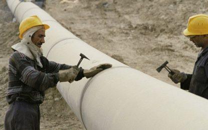 ازبکستان برای ساخت لولهگاز در افغانستان اعلام آمادگی میکند