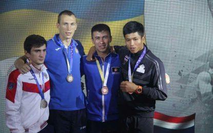 در پایان رقابتها جهانی موی تای! افغانستان ۴ مدال برنز بدست آورد