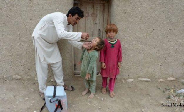 تهدید طالبان سبب محروم شدن ۲۶ درصد کودکان در هرات از واکسین پولیو شدهاند