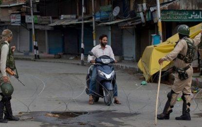 در جریان دو هفته!  ۴۰۰۰ نفر در کشمیر بازداشت شده اند