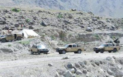 ولسوالی یمگان بدخشان پس ۴ سال از کنترول طالبان خارج شده است