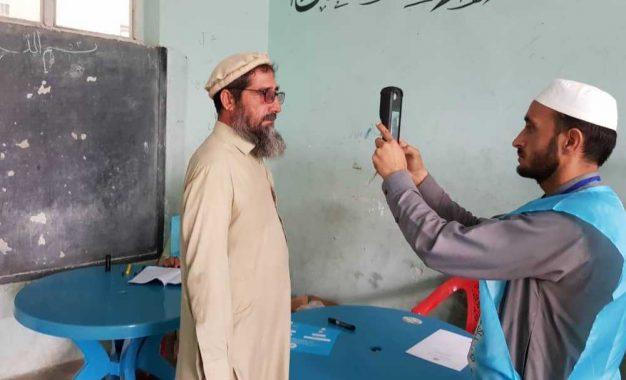 کمیسیون انتخابات ۱٫۷ میلیون رای بیومتریک شده را به سرور مرکزی انتقال داد