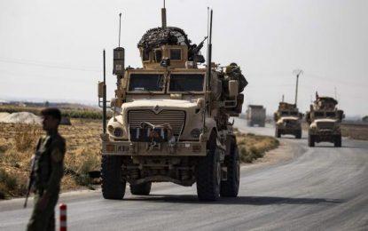 نیروهای کرد از شهر راس العین سوریه عقب نشینی کردند