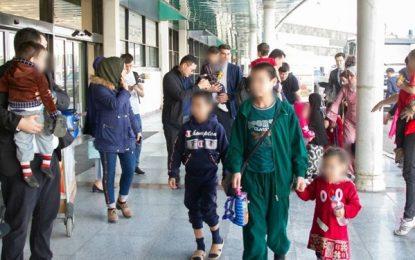 عراق ۱۴ کودک داعشی را به قزاقستان تحویل داد