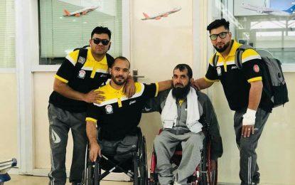 تیم ملی ویلچرباسکتبال کشور برای کسب سهمیه بازیهای پارالمپیک ٢٠٢٠ توکیو تایلند سفر کرد