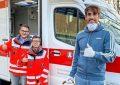 ستاره اسپانیایی بایرن مونیخ برای کمک به آسیب دیدگان کرونا به صلیب سرخ پیوست
