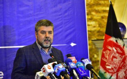 نبیل: تلاشهای صلح خلیلزاد مشکوک است