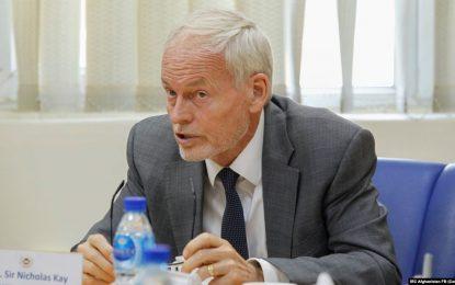 ناتو از سیاسیون افغانستان خواست که اختلافها را کنار بگذارند