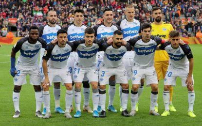 ۱۵ عضو باشگاه اسپانیایی آلاوز به کرونا مبتلا شدند