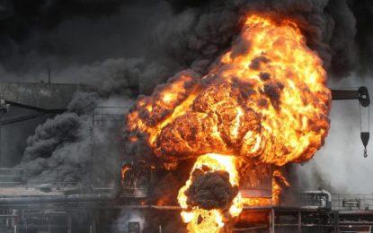 ۳۸ کارگرِ کوریای جنوبی در آتش سوختند