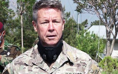 میلر: در صورت ادامه خشونت طالبان منتظر پاسخ باشند