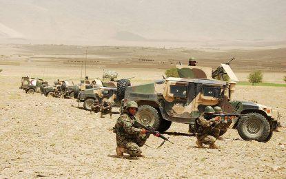 نیروهای دولتی در بادغیس تلفات سنگین بر طالبان وارد کرده است