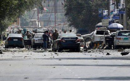 حمله انتحاری در کابل جان ۳تن را گرفت