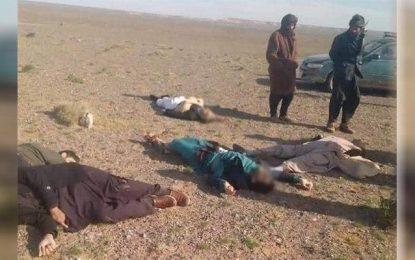 شورای امنیت ملی: در یک هفتهی گذشته ۳۰ غیرنظامی توسط طالبان کشته شدهاند
