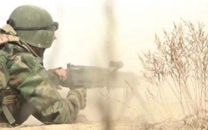 بر اثر حمله طالبان در جنوبشرق کشور ۲ سرباز ارتش جان باختند