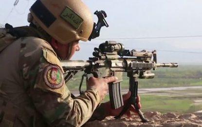 در یک هفته گذشته ۱۰۰ نیروی امنیتی در افغانستان جان باختند