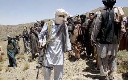 شش نیروی خیزش مردمی در ولایت بلخ بر اثر حمله طالبان جان باختند