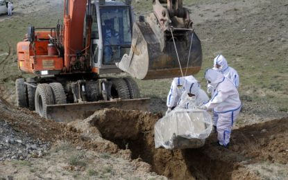 ۳ بیمار مشکوک به کرونا در هرات روز گذشته فوت کردند