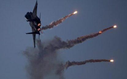 ۴نیروی ایرانی در حمله هوایی بر شهر دمشق سوریه کشته شدند