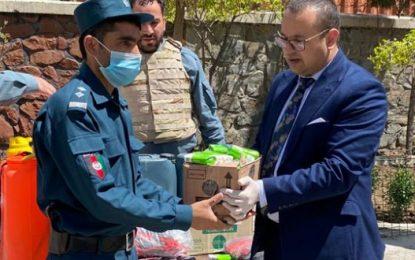 ویروس کرونا؛ ادامه کمک های حمایت قاطع از نیروهای افغان