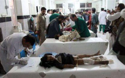 در اثر اصابت راکت در قندهار؛ ۳ کودک کشته و  ۹ زخمی شدند