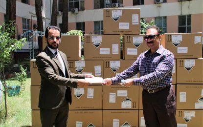 سازمان جهانی صحت ۲۵۰ کیت تشخیص کرونا به افغانستان اهدا کرد