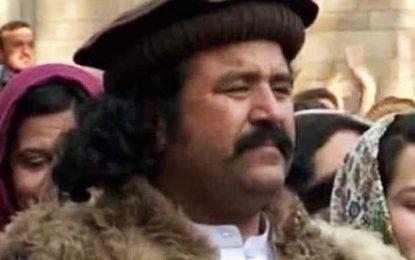 عارف وزیر عضو جنبش حفاظت از پشتونها در حمله مسلحانه جان باخت
