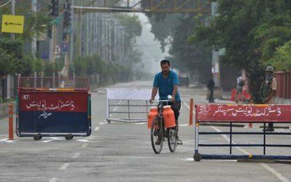 لغو محدویتهای مقابله کرونا در پاکستان آغاز میشود