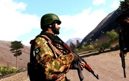 ۷ مرزبان پاکستانی در دو حمله «تروریستی» کشته شدند