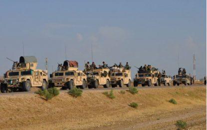 نُه جنگجوی طالبان در ولسوالی منگجک جوزجان کشته شدند
