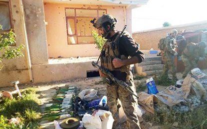 پنج عضو گروه داعش در شمال کابل کشته شدند