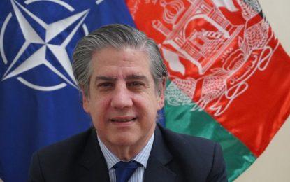 نماینده جدید غیرنظامی ناتو در افغانستان به کارش آغاز کرد